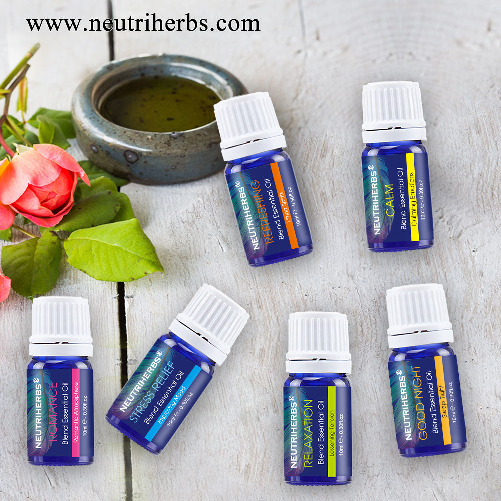 Best Essential Oils Blends Kit - amarrie cosmetics