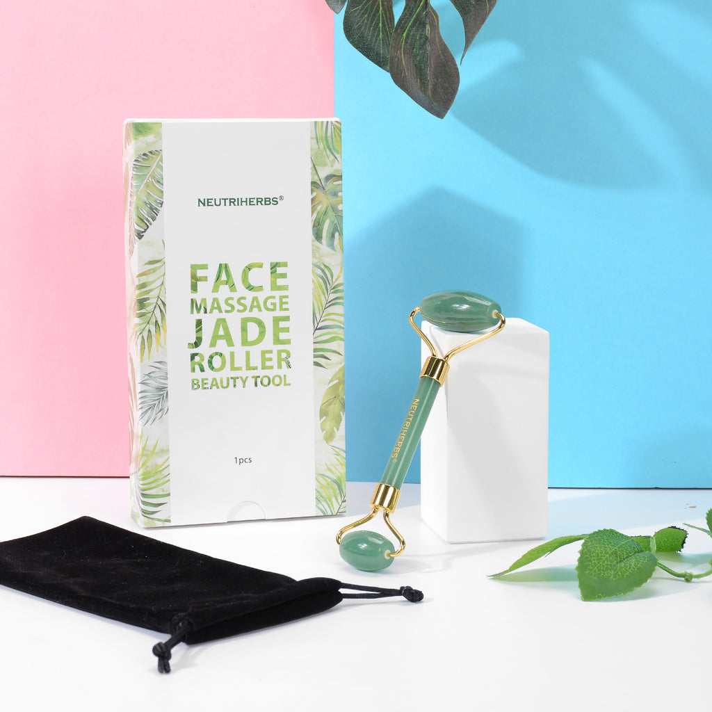 Neutriherbs Facial Massage Jade Roller