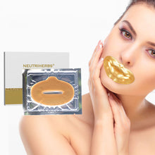 24K Gold Collagen Lip Plumping Mask - amarrie cosmetics