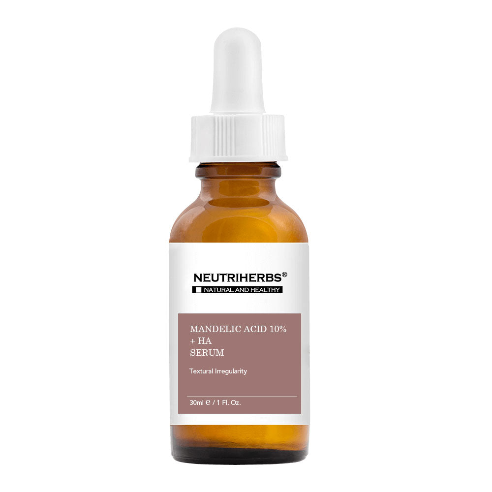 Mandelic Acid 10% + Hyaluronic Acid Serum - Private Label  Suppliers - amarrie cosmetics