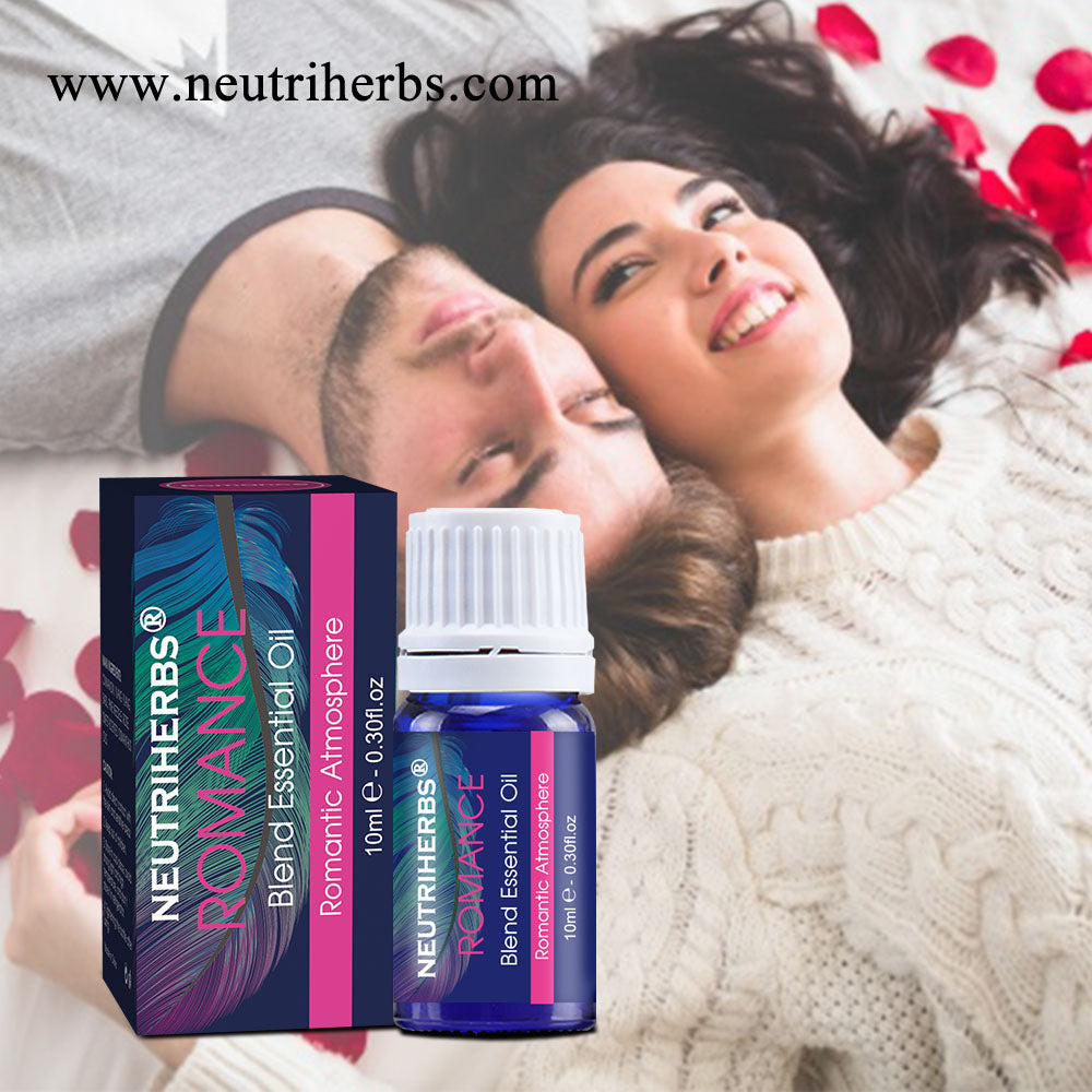 Best Essential Oil Blends Romance - amarrie cosmetics