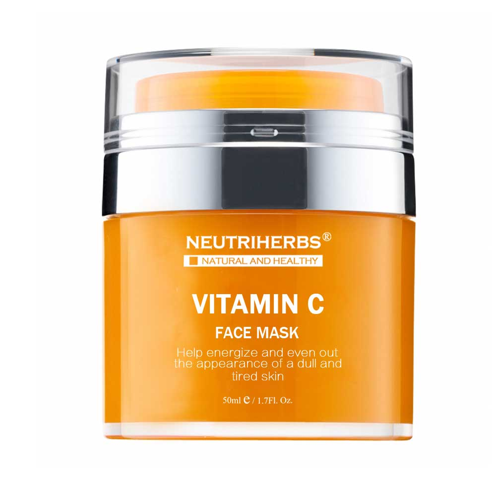 Best Vitamin C Radiance Face Mask - Private Label Manufacturer - amarrie cosmetics