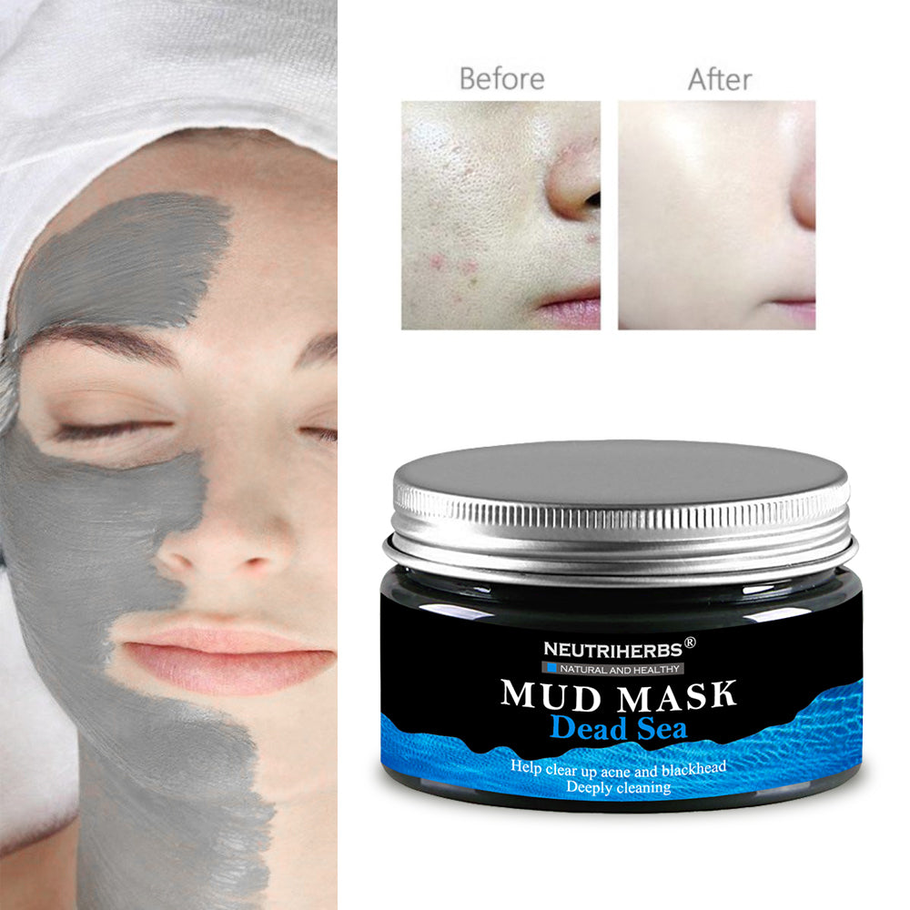 Dead Sea Mud Mask for Full Body Detoxify - amarrie cosmetics