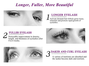 Eyelash Eyebrow Growth Serum - amarrie cosmetics