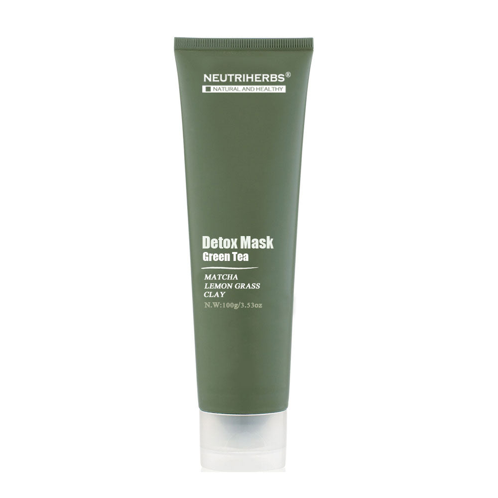 Detox Green Tea Facial Mud Mask - Private Label Suppliers - amarrie cosmetics