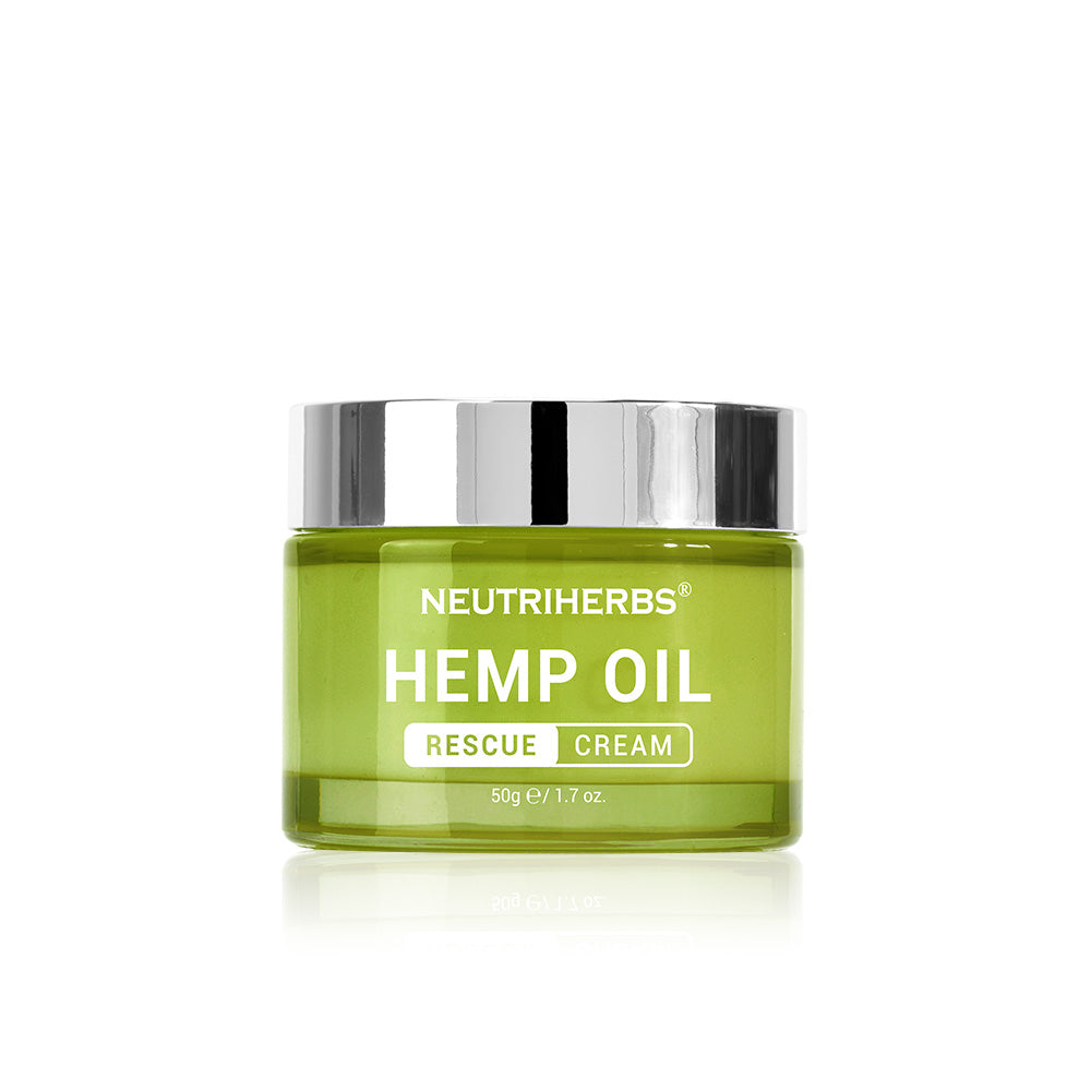 Neutriherbs Hemp Oil Rescue Cream acceptable low mimimum quantity