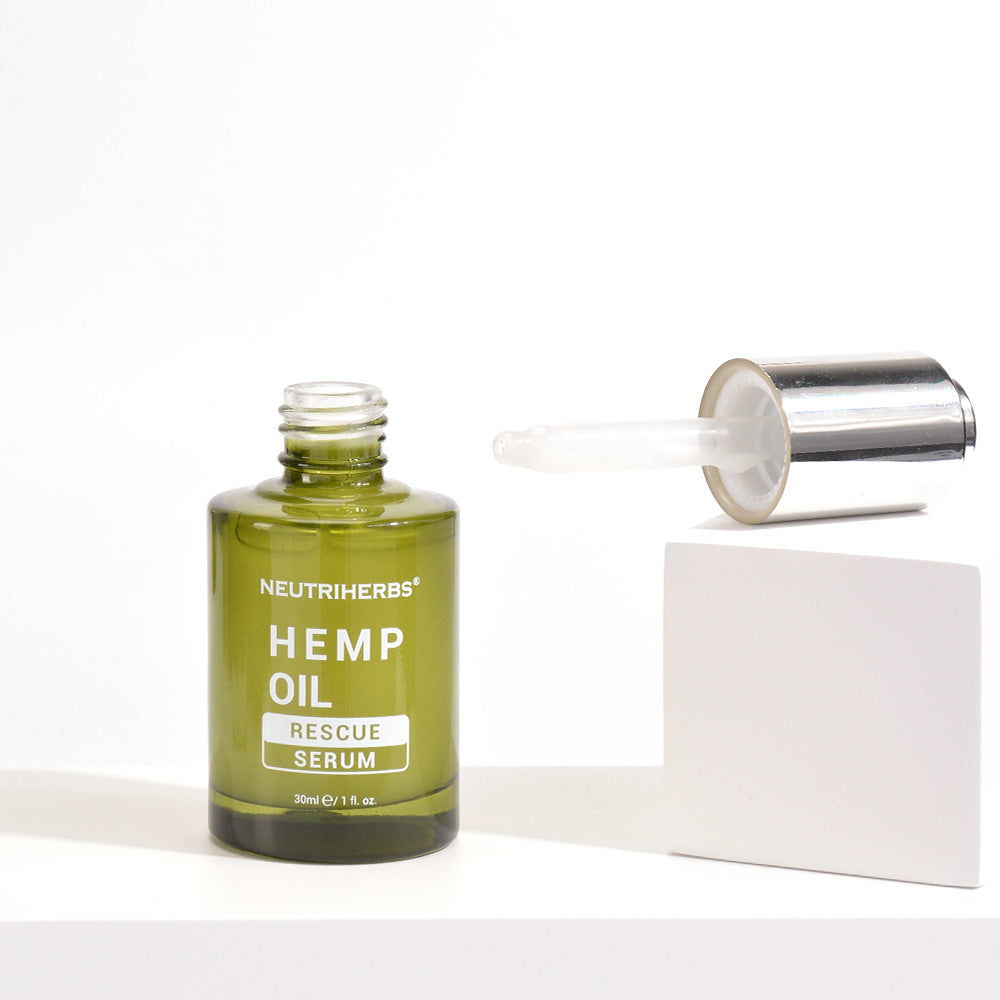 Neutriherbs Hemp Oil Rescue Serum for acne-prone skin