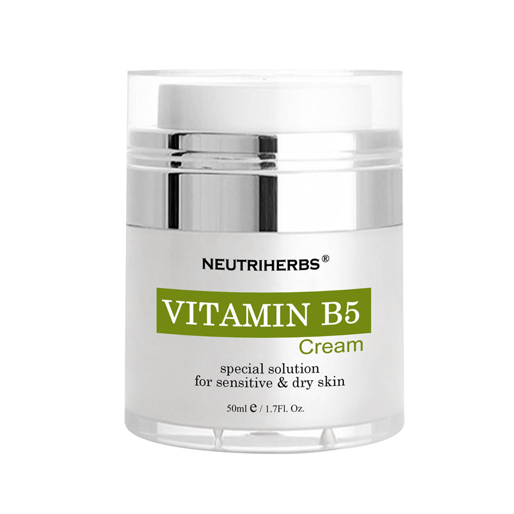Vitamin B5 Cream For Face For Senisitve and Dry Skin - amarrie cosmetics