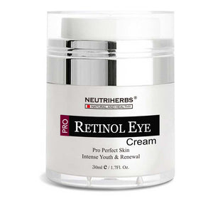 Advanced Retinol Eye Cream For Wrinkls - Private Label - amarrie cosmetics