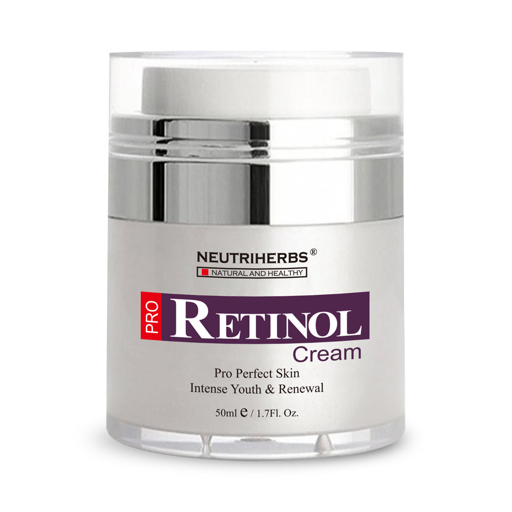 Retinol Cream for Acne and Wrinkles - amarrie cosmetics