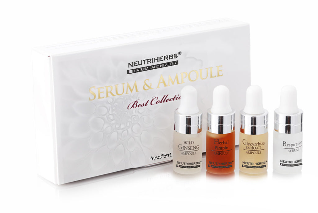 Best Face Serum & Ampoule Best Collection - amarrie cosmetics