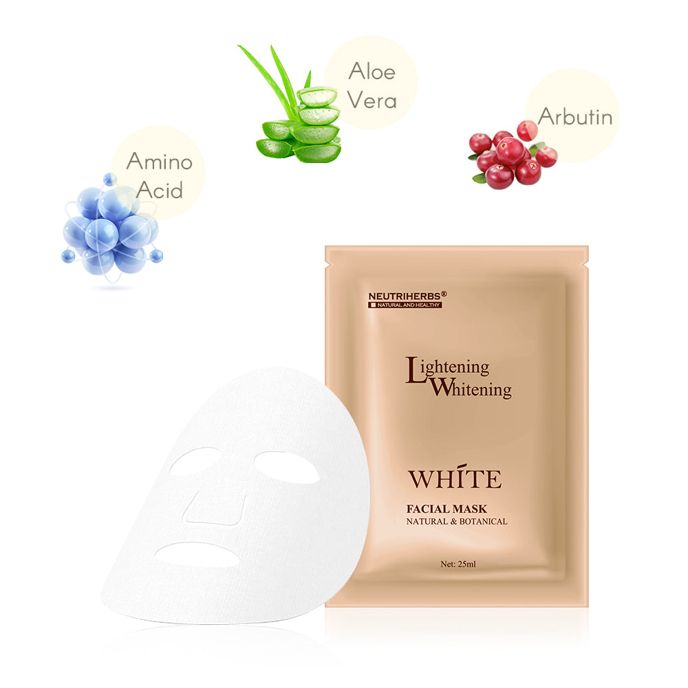 Skin Whitening Brightening Face Mask