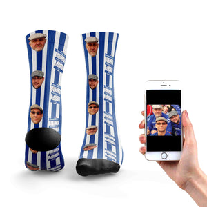Birmingham City FC Socks
