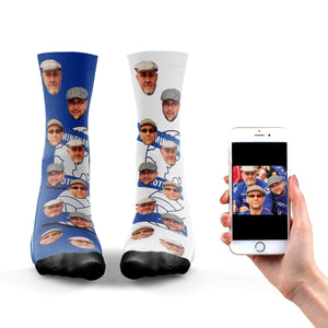Personalized Birmingham City FC Socks