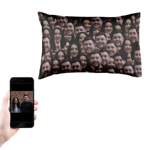 Multi Face Pillowcase