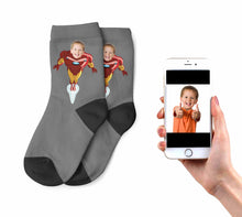 Load image into Gallery viewer, Ironman Socks