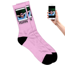 Load image into Gallery viewer, Photo on Socks