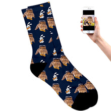 Load image into Gallery viewer, Cute Rabbit Socks