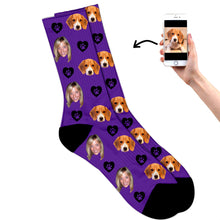 Load image into Gallery viewer, Dog & Owner On Socks