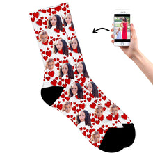 Load image into Gallery viewer, Love Socks