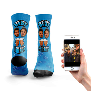 Best Friend Guy Socks