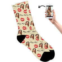 Load image into Gallery viewer, Miss Me Socks