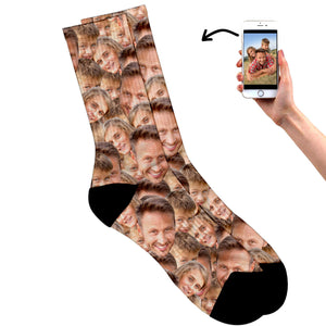 Family Multi Face Socks