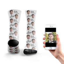 Load image into Gallery viewer, Worlds Best Husband Socks