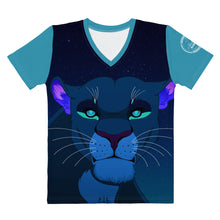 Load image into Gallery viewer, The Night Lioness V-neck
