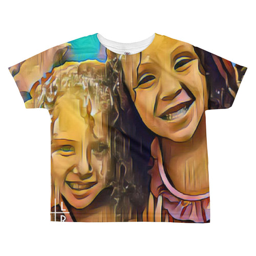 The Sister Sister All-Over Kids T-shirt