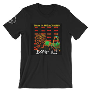The Sway SXSW 2019 Short-Sleeve T-Shirt