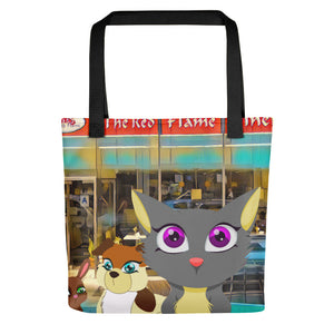 The Pancakes Place Tote bag