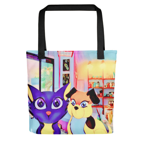 The Kim's Place Tote bag