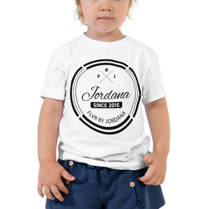 FBJ Crest Toddler Short Sleeve Tee