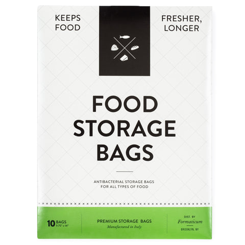 Food Storage Bags - Retail