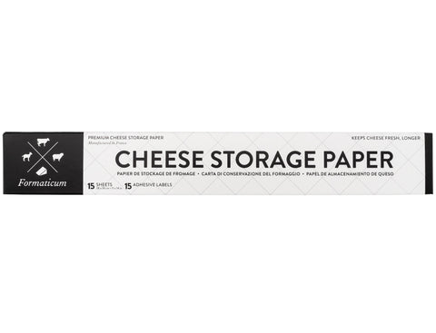 Cheese Storage Paper - Retail