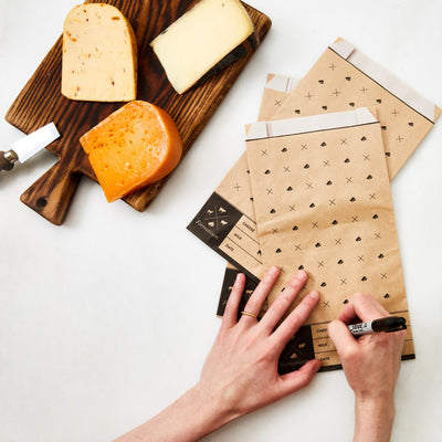 Cheese Storage Bags