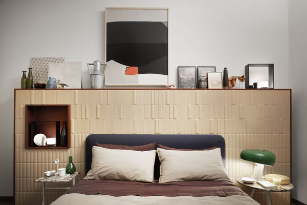 Society Limonta bedlinens featured in 'The Apartment'