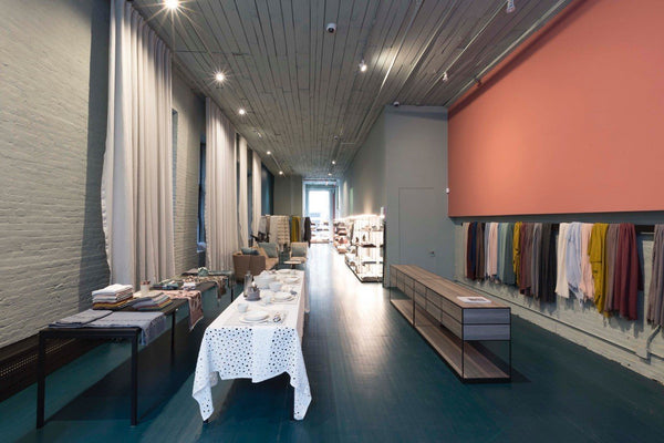 Society Limonta opens us flagship in New York's Soho neighborhood