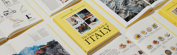 Society Limonta x Monocle The Monocle Book of Italy