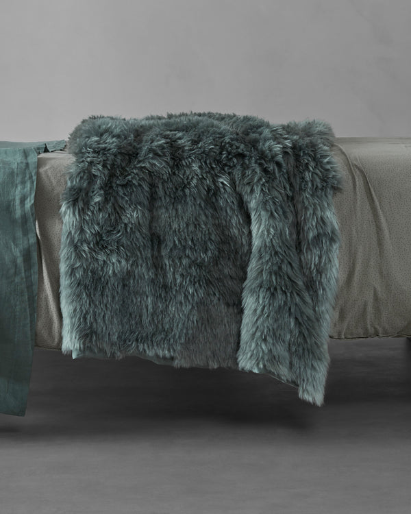 Society Limonta Wow Plaid mohair letto