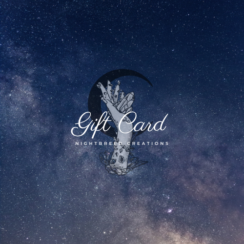 Gift Card- Pick the Amount