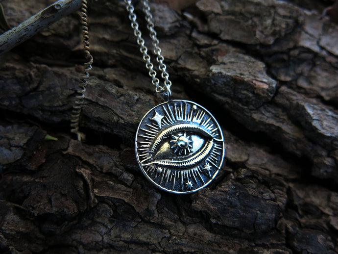 Reserve a Cosmic Visions Necklace