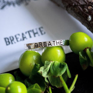 Breathe-Stacker Ring-Pick your Size