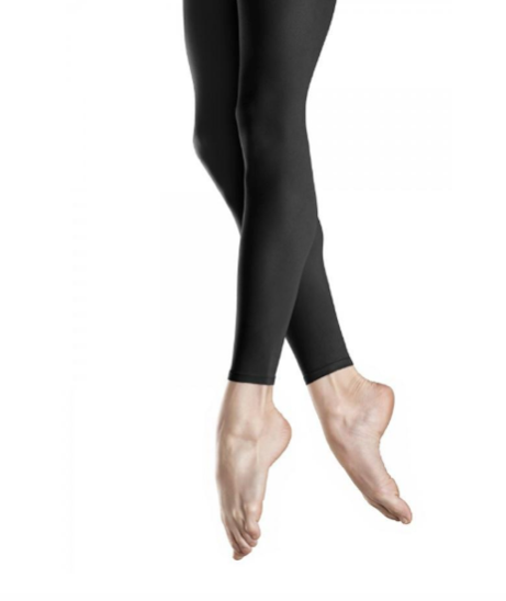 Endura Footless Tights - Child