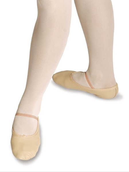 Premium Leather Ballet Shoe
