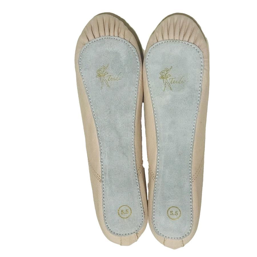 Tendu Ballet Slipper Leather