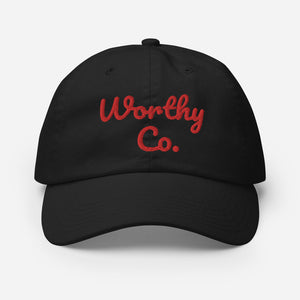 Worthy Co. Champion Dad Cap