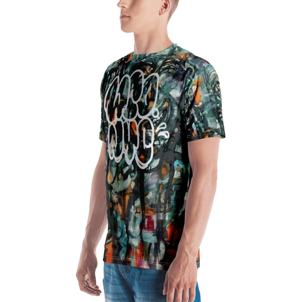 Men's Multi Faced Worthyco NYC T-shirt