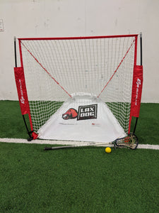 Lax Dog Lacrosse Goal Ball Return Insert - GoalSportsInnovation.com